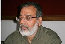 File image of NewsClick founder and editor-in-chief Prabir Purkayastha   Commons