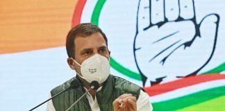 File photo of Congress leader Rahul Gandhi   Manisha Mondal   ThePrint