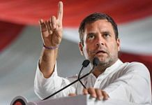 File photo of Congress leader Rahul Gandhi | PTI
