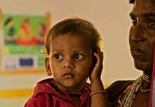 Representational image | File photo of a child with his mother at a doctor's clinic | Arjun Claire/Flickr|