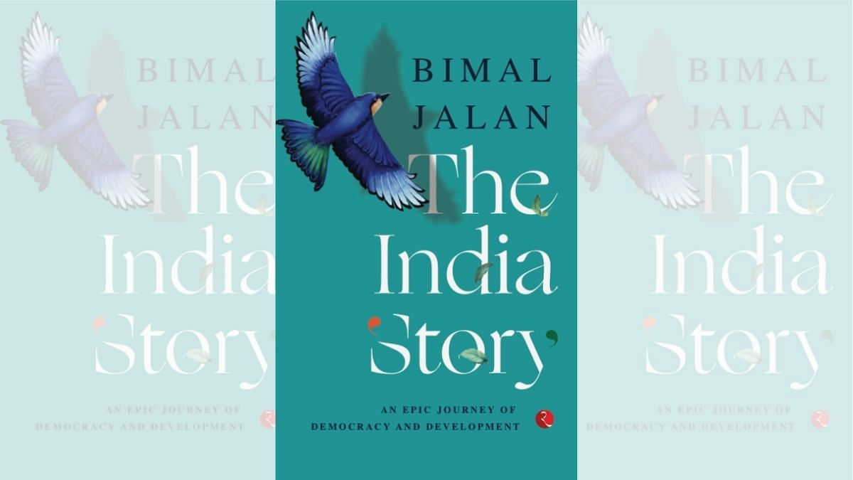 Bimal Jalan Releases His New Book 'The India Story'