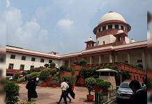 File photo of the Supreme Court of India | Wikimedia Commons