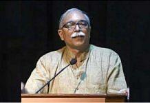 RSS joint general secretary Arun Kumar | Twitter/@ArunKumRSS