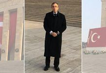 File image of Fırat Sunel, Turkey's new ambassador to India | Twitter | @firatsunel