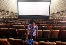 Representational image   A worker cleans chairs at a cinema hall, in Chennai   ANI