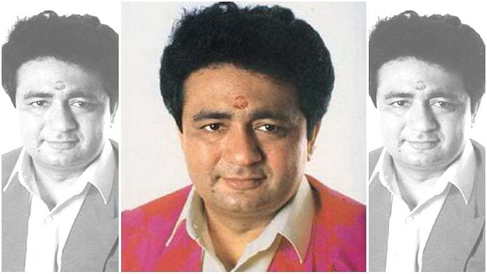 File photo of T-Series music label founder and film producer Gulshan Kumar.   Photo: Commons