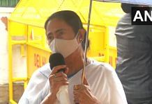 West Bengal CM Mamata Banerjee in Delhi Tuesday | ANI