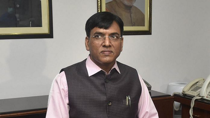 A 'keen but quiet worker', new health minister Mansukh Mandaviya holds  cause of girl child dear