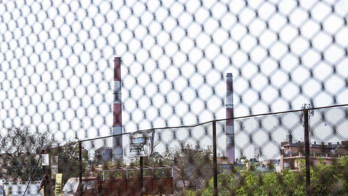 The closed coal-fired NTPC Badarpur Thermal Power Station in Badarpur, Delhi | Bloomberg File