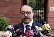 File photo of Foreign Secretary Harsh Vardhan Shringla | ANI photo