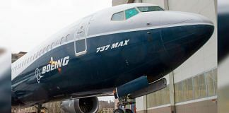 Boeing 737 MAX 9 airliner is pictured at the company's factory in Washington   Representational image   Photographer: Stephen Brashear/Getty Images via Bloomberg