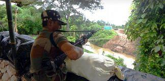 Mizoram Police post at Kulichera