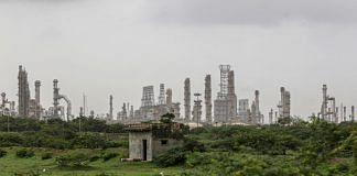The world's biggest oil refining complex, owned by Reliance Industries in Jamnagar, India   Bloomberg