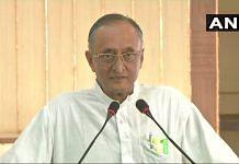 West Bengal Finance Minister Amit Mitra | ANI file