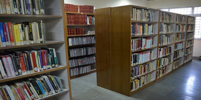 Centre for Historical Studies, Jawaharlal Nehru University Library