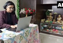 Fourteen-year-old Diksha Shinde who, according to ANI, has been selected by NASA to be a panelist for a fellowship | ANI