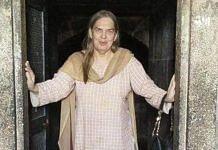 File photo of Gail Omvedt. | Credit: Twitter/@Prksh_Ambedkar