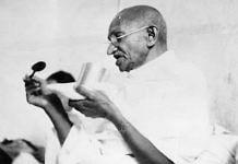 Mahatma Gandhi | Photo: Commons