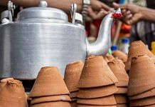 A tea stall in India | Maxpixel