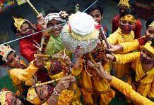 Children dressed up as Lord Krishna ahead of Janmashtami   Representaional image   ANI Photo