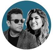 A.R. Rahman & Ananya Birla
