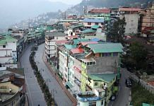 A view of a road in Sikkim during the nationwide lockdown in April 2020   Karma Sonam Bhutia   ANI
