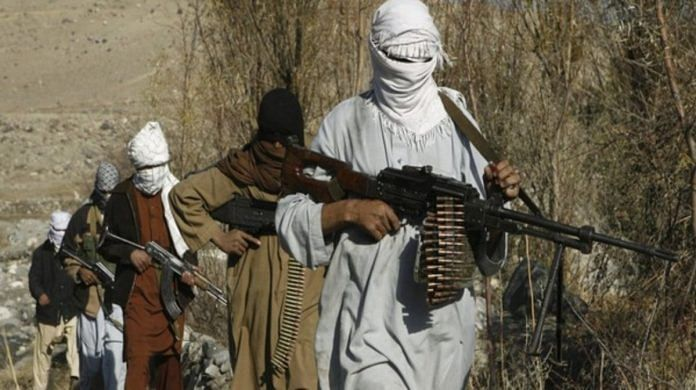 File photo of Taliban fighters | Representational image | ANI photo