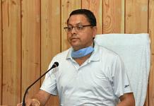 File photo of Uttarakhand CM Pushkar Singh Dhami | Twitter/@pushkardhami