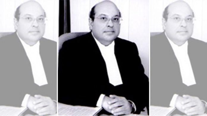 Justice Rohinton Nariman