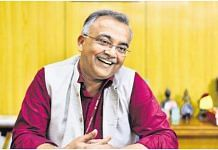 Retired IAS officer Amarjeet Sinha, an adviser in the Prime Minister's Office (PMO), has resigned from his position   ThePrint