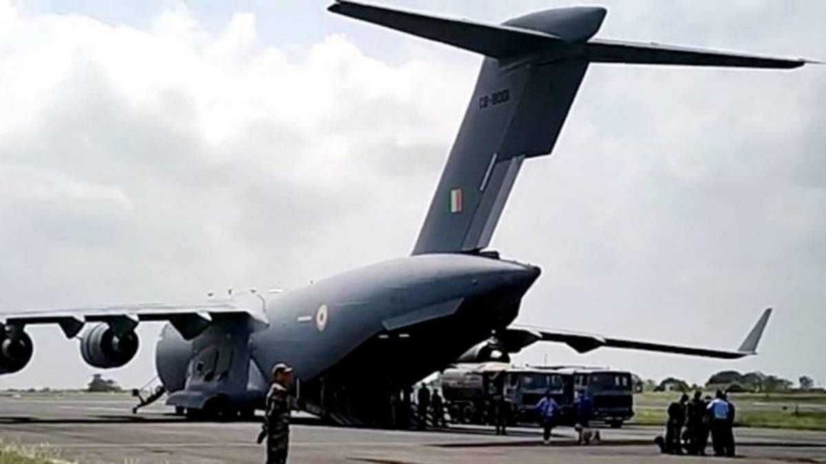 Massive C-17 Globemaster III Aircraft could Play a Crucial role in Afghanistan Evacuation