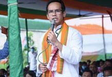 Congress MP Gaurav Gogoi said the party reached the decision after receiving negative feedback from grassroot workers about the alliance   File Photo   Twitter   @GauravGogoiAsm