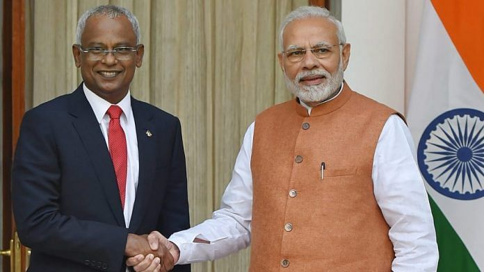 India, Maldives to sign pact on Greater Male Connectivity Project