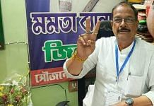 File photo of West Bengal Law Minister Moloy Ghatak | Twitter |@GhatakMoloy