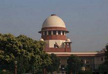 The Supreme Court of India | Manisha Mondal | ThePrint file photo