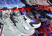 Sports shoes | Representational image | Pxfuel