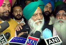 File image of Bharatiya Kisan Union chief Balbir S. Rajewal   ANIFile image of Bharatiya Kisan Union (Rajewal) chief Balbir S. Rajewal   ANI
