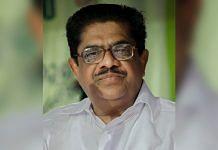 File photo of Veteran Congress leader VM Sudheeran | Commons