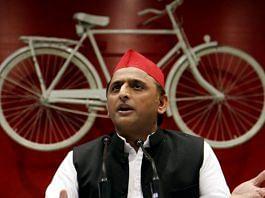 File image of Samajwadi Party chief Akhilesh Yadav   ANI