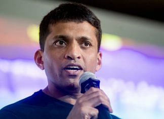 Byju Raveendran, founder and chief executive officer of Think and Learn Pvt., speaks during the Credit Suisse Asian Investment Conference in Hong Kong, China| Bloomberg