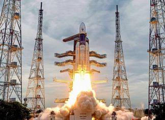 Chandrayaan-2 lifts off onboard GSLV Mk III-M1 launch vehicle from Satish Dhawan Space Center at Sriharikota in Andhra Pradesh, on 22 July 2019 | File photo | Photo: ISRO