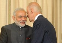 File photo of PM Narendra Modi and US President Joe Biden | Twitter/@narendramodi
