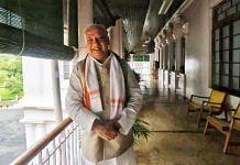 File photo of Kerala Governor Arif Mohammed Khan | Photo: Praveen Jain | ThePrint