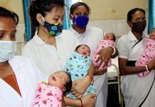 Representational image   Nurses care for newly born babies at the maternity ward of a government hospital in Agartala in May 2021   ANI