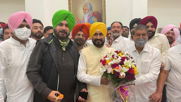 Is Sidhu Punjab's 'Super CM'? Question being asked as he's constantly seen with Channi
