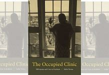 Book cover of The Occupied Clinic | Duke University Press