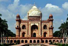 The 18th-century Safdar Jung tomb is in the heart of Delhi. | ThePrint