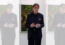 Walter J. Lindner, German ambassador to India | Official Twitter account