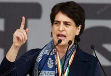 File image of Congress leader Priyanka Gandhi Vadra | Photo: Suraj Singh Bisht | ThePrint