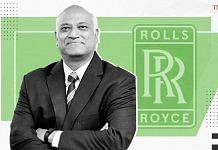 Rolls-Royce India and South Asia president Kishore Jayaraman | By special arrangement